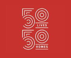 50 Live 50 Homes